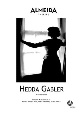a comparison of the characters of hedda gabler and miss julie