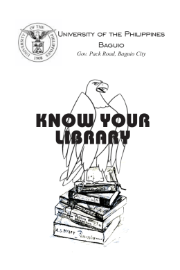 kNOW YOUR LIBRARY - iLib