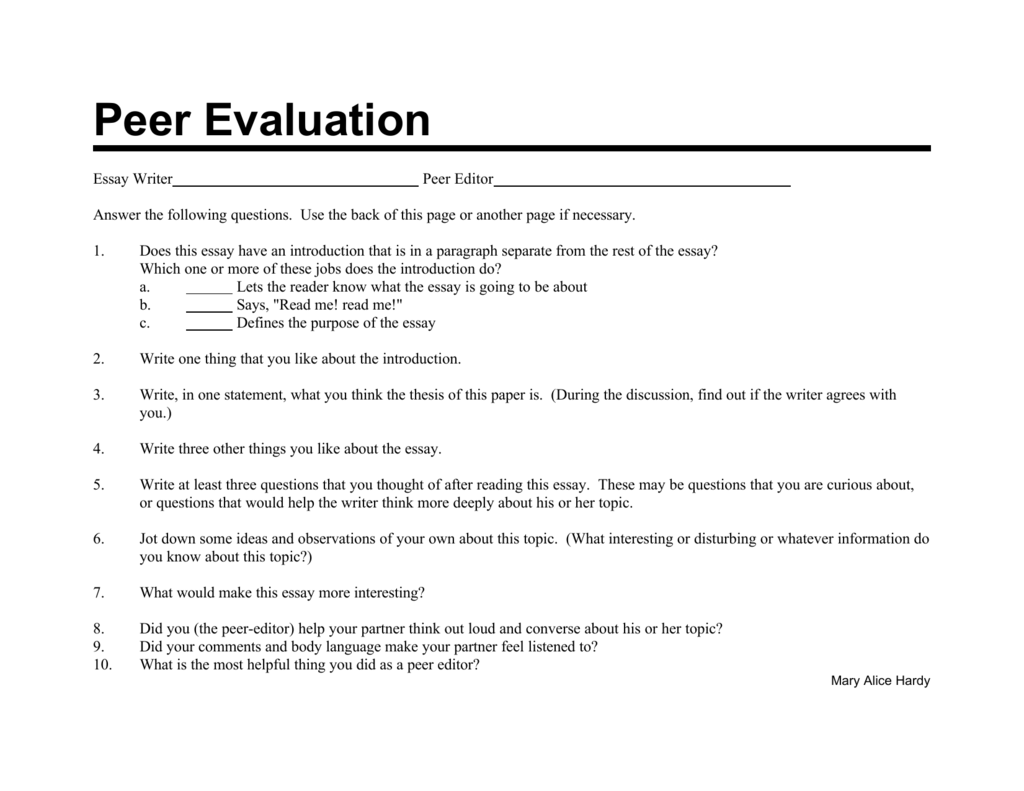 Peer reviewing essays write my popular thesis