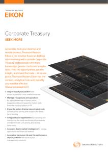 Thomson Reuters Eikon Datastream Excel