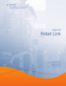 Retail Link