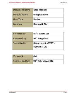 daman excise department