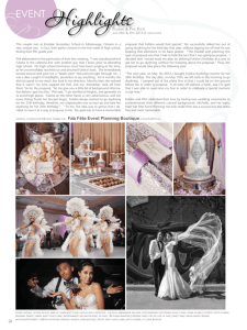 View Article - Fab Fete Event Planning Boutique