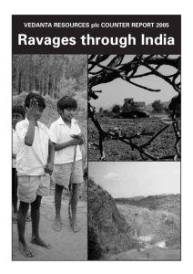 Ravages through India