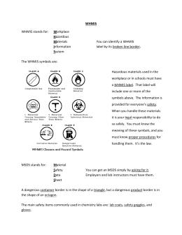 hazardous materials worksheet middle school hazardous best free printable worksheets. Black Bedroom Furniture Sets. Home Design Ideas