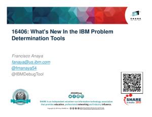 IBM Application Development and Problem Determination Tools for z/OS