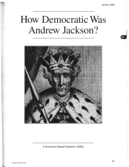 DBQs in American History