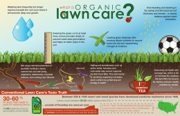 organic - ecoLogical Lawn & Tree Care