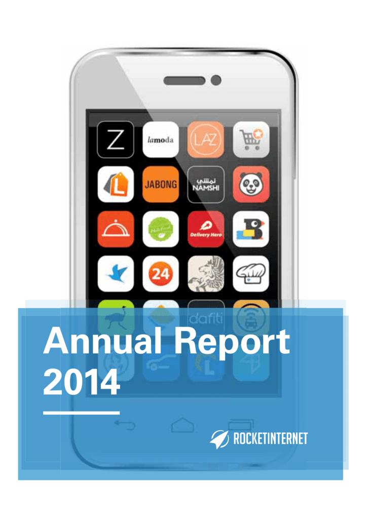 033b6ef9eecd Annual Report - Rocket Internet