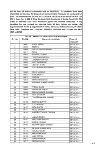 Link to view Defaulter Directors List starting with