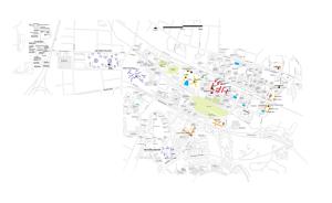 Campus Map Cornell Mathematics