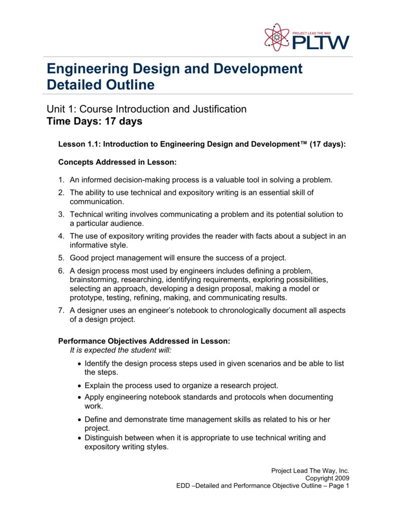 Engineering Design And Development G T