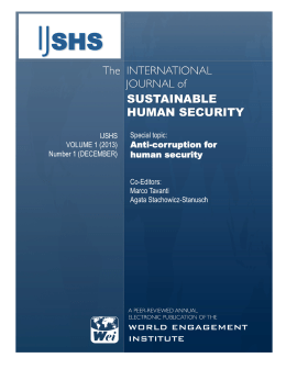 journal of security and sustainability issues