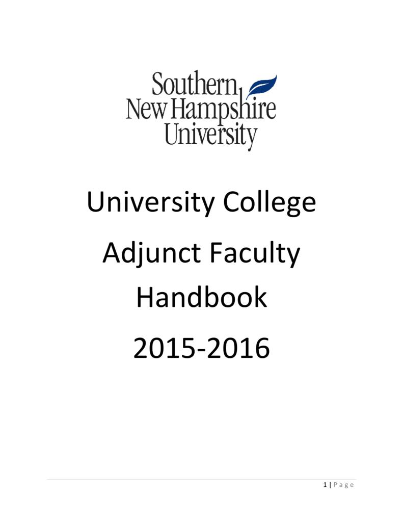 Snhu Academic Calendar.File