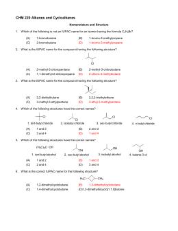 worksheets for organic chemistry. Black Bedroom Furniture Sets. Home Design Ideas