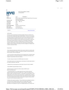 Page 1 of 2 Careers 1/8/2016 https://hrb.nycaps.nycnet/psp/hcmprd