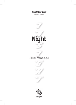 Night - Insight Publications