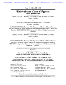 Amicus Brief of Justice and Freedom Fund