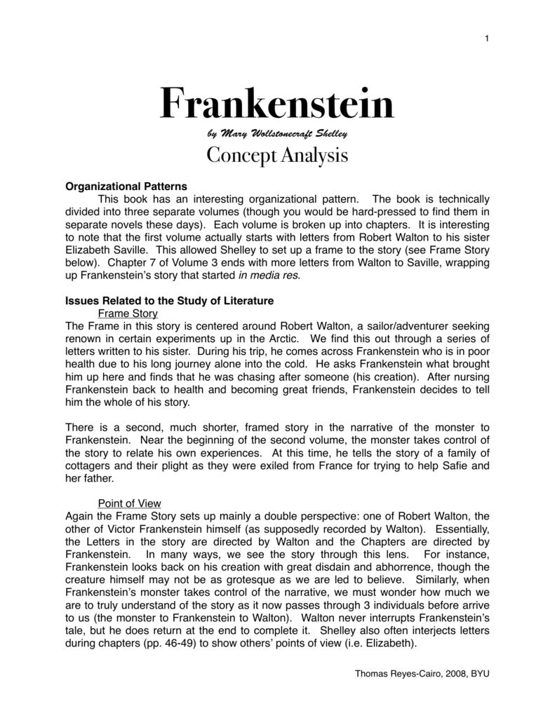 Frankenstein CA