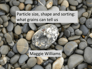 what grains can tell us