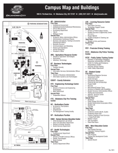Campus Map and Buildings