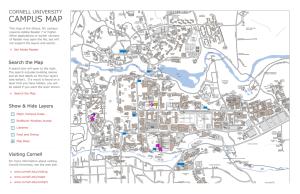 campus map - chess - Cornell University