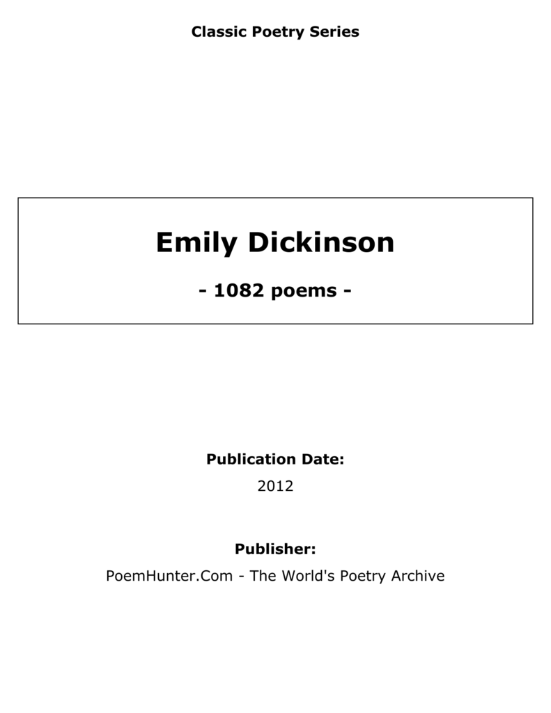 Emily Dickinson Poems Re Case 310g Crawler Wiring Diagram In Reply To Holly Otis 0420