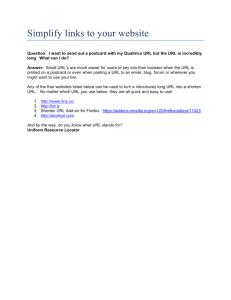 URL Filtering - Palo Alto Networks