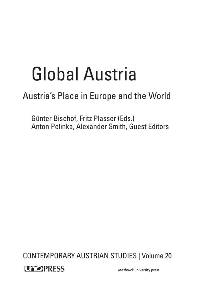 Global Austria - Universität Innsbruck