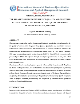 ISSN: 2349-5677 Volume 2, Issue 5, October 2015