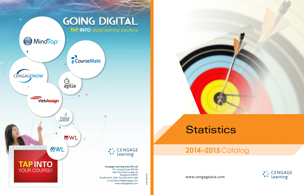 Statistics - cengage com cn