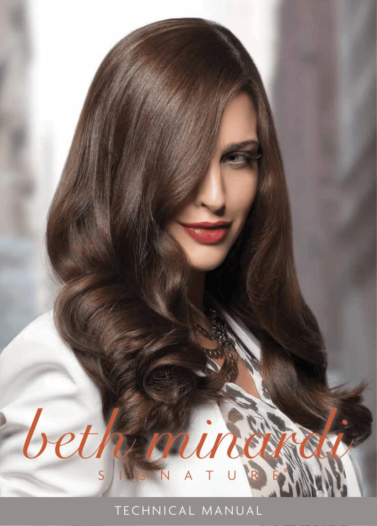 Technical Manual Beth Minardi Signature Haircolor