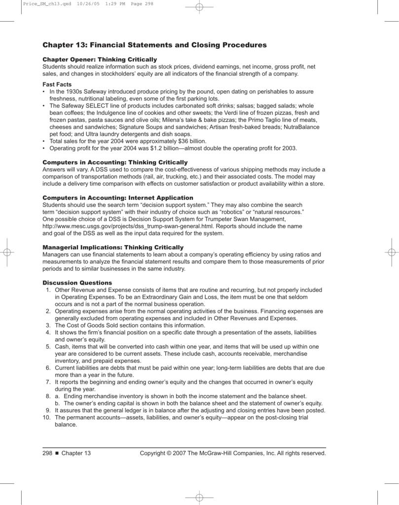Workbooks mcgraw hill workbook : The Mcgraw Hill Companies Worksheet Answers - Checks Worksheet
