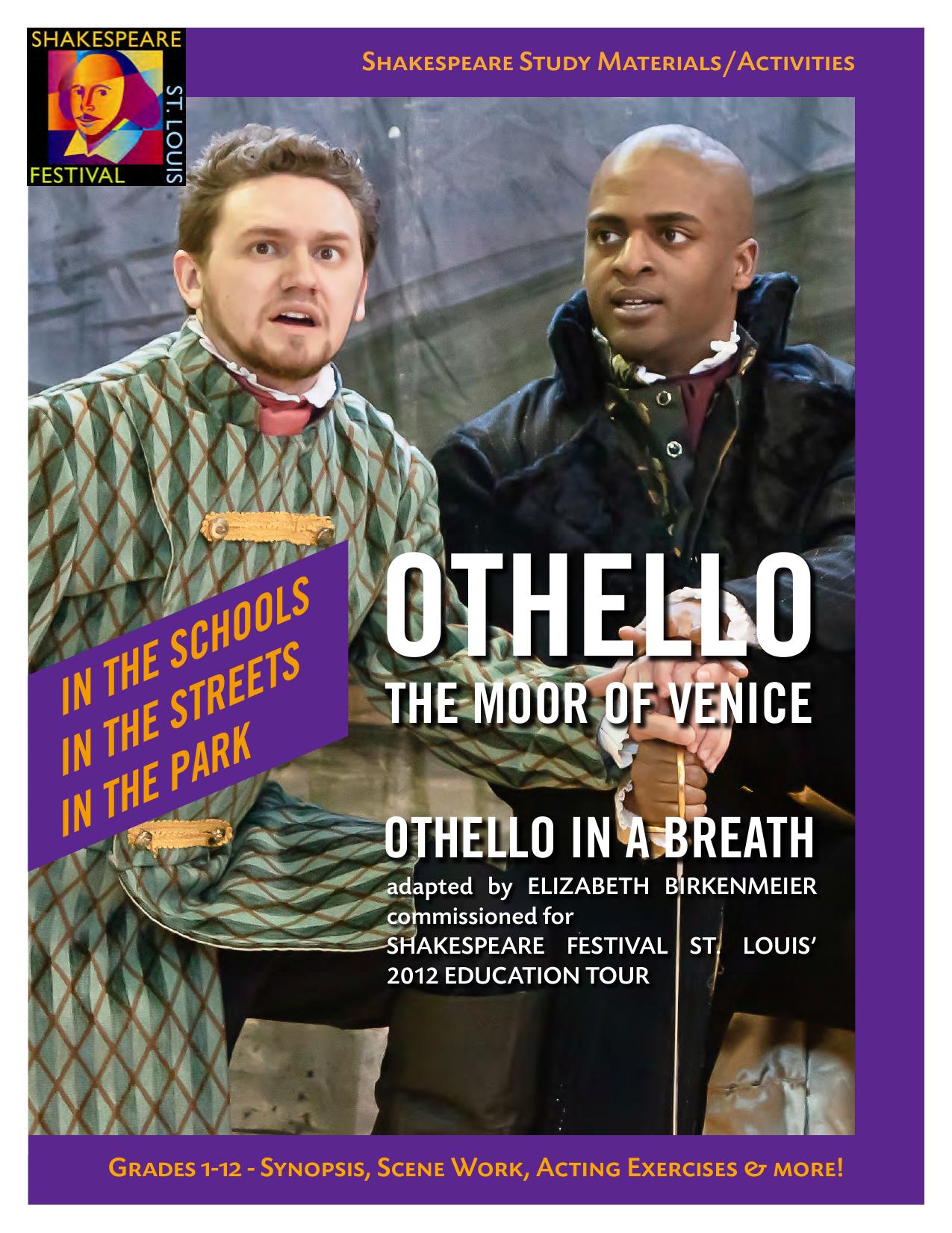 Othello - Shakespeare Festival St  Louis