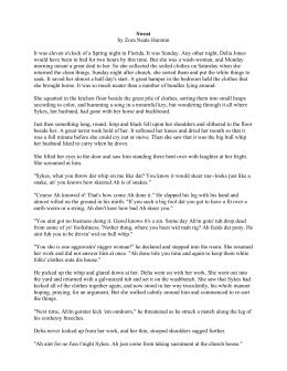 Cask Of Amontillado Essays (Examples)
