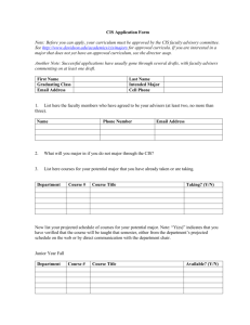 CIS Application Form