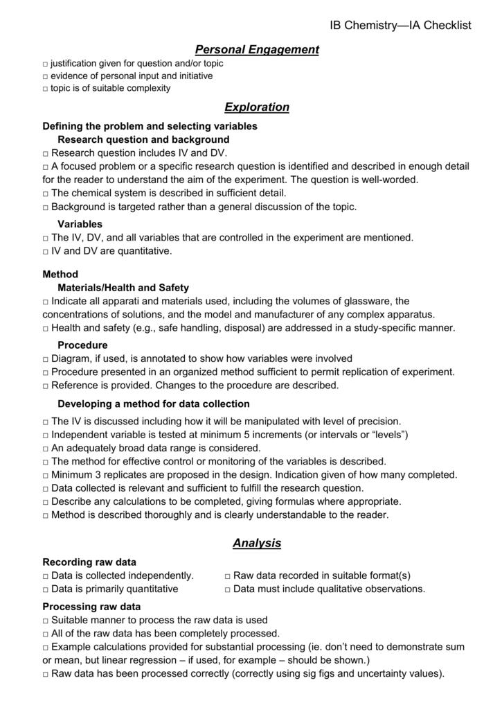 School chemistry homework help