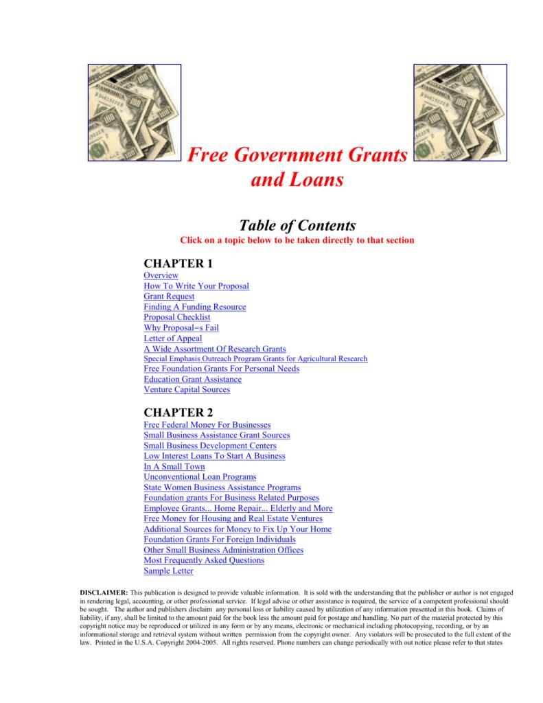 Supreme Grant Program Guide
