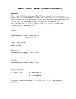 practice problems chapter 1 operations and productivity Title: chapter 1, heizer/render, 5th edition subject: operations and productivity author: john swearingen last modified by: oem created date: 4/9/1998 1:23:40 am.