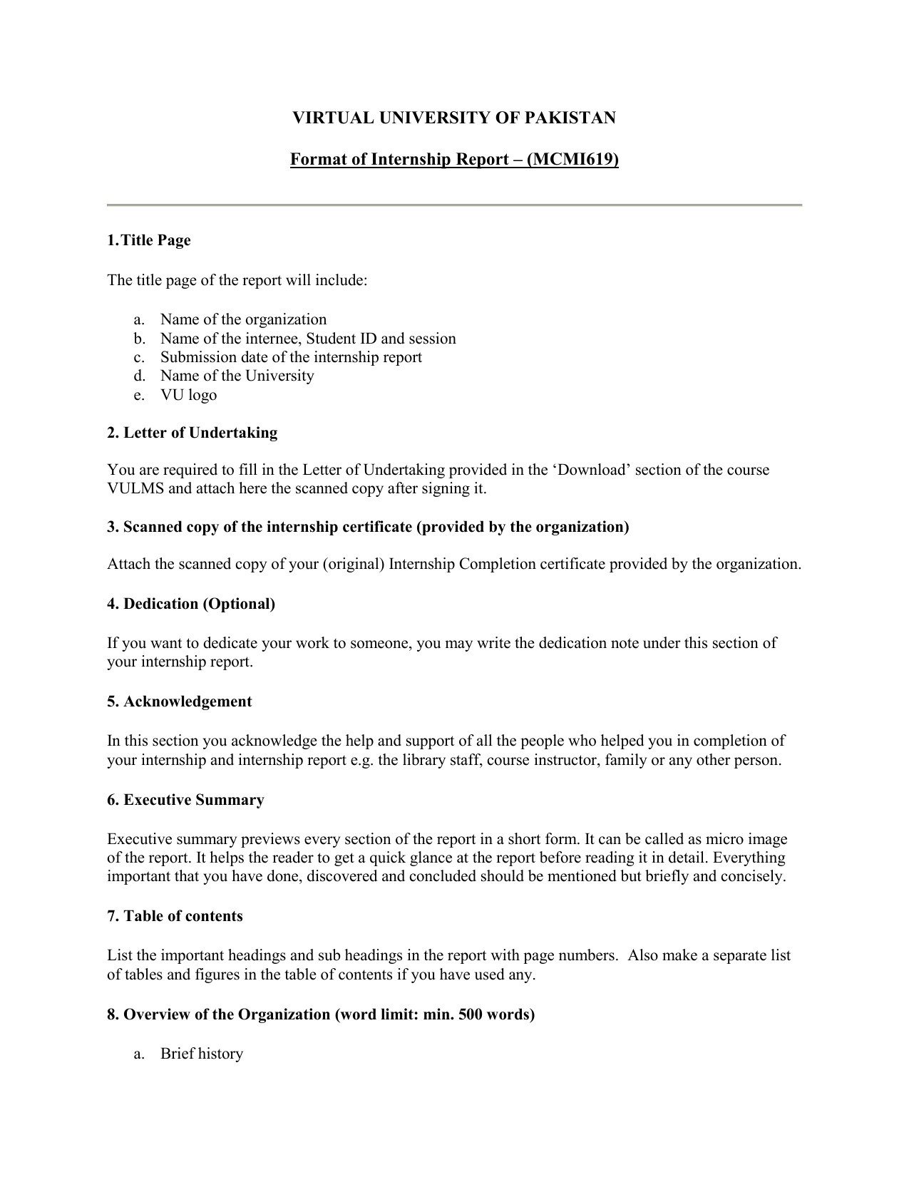 internship completion certificate format