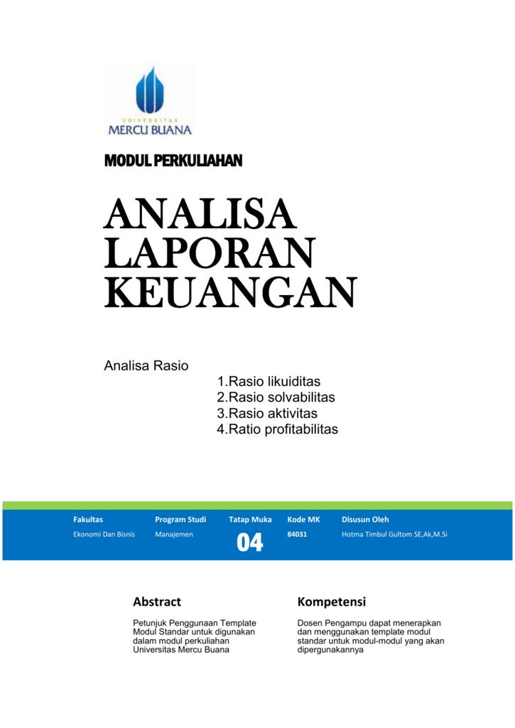 Analysis Laporan Keuangan Subramanyam Ebook Download 1pointperspective Powered By Doodlekit