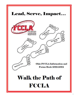 Ohio FCCLA Information and Forms
