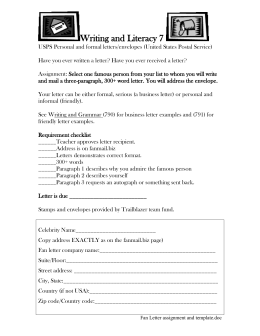 instructions to tenderers template