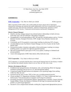 EMC Secure Remote Services 3 10 Technical Description