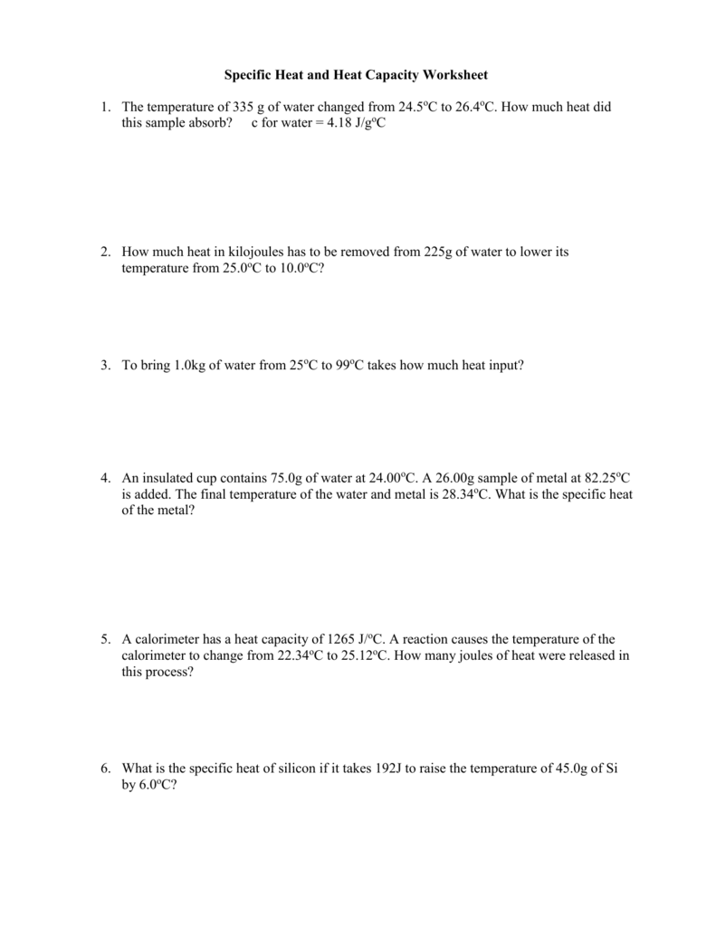 Worksheets Specific Heat Capacity Worksheet specific heat and capacity worksheet 008472477 1 657c0256926328f7dc64ac4b7dee5831 png