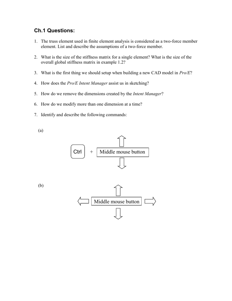 Ch 5 Questions