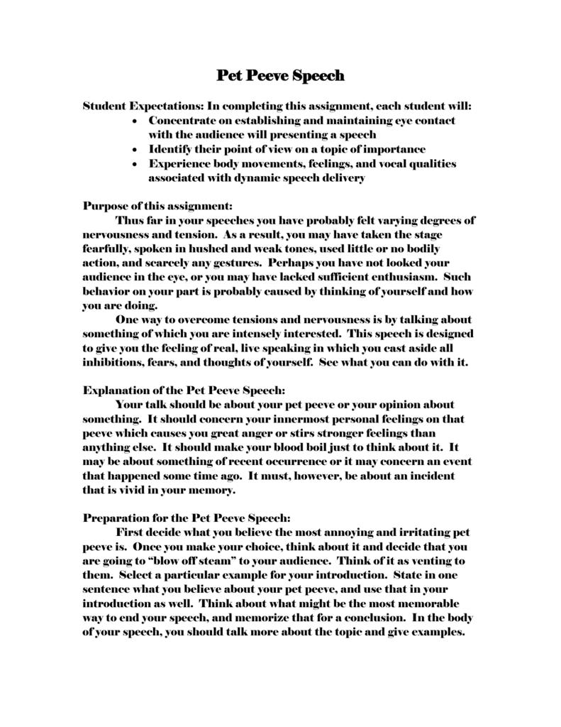 Pet essay sample