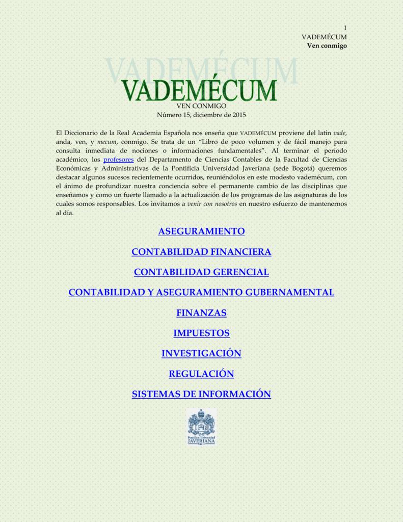 sistemas de información - Pontificia Universidad Javeriana