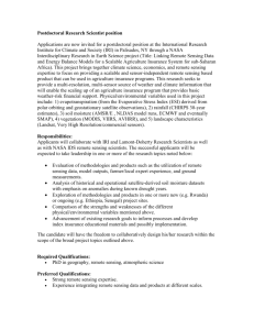 Postdoctoral Position in Climate Dynamics, Lamont