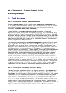 SAA Answers